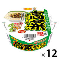 サンポー食品 高菜ラーメン 12個