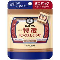 キッコーマン 特選 丸大豆しょうゆ 4ml 1セット(12個入)