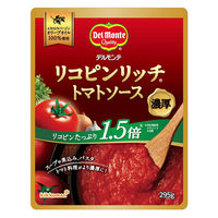 デルモンテ リコピンリッチ トマトソース 295g 1個