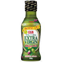 日清やさし〜く香るエキストラバージンオリーブオイル 145g瓶 1セット(3本入) 日清オイリオ