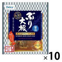日本アクセス Delcy ぶり大根醤油 10個