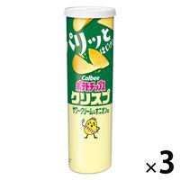 カルビー ポテトチップスクリスプ サワークリーム&オニオン味 115g 3個 スナック菓子