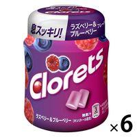 クロレッツXP ラズベリー&ブルーベリー ボトルR 6個
