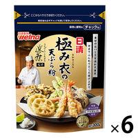 日清フーズ 日清 極み衣の天ぷら粉 (300g) ×6個