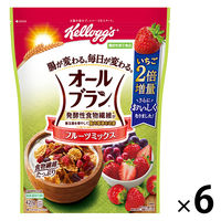 日本ケロッグ オールブランフルーツミックス 徳用 420g 6袋 機能性表示食品 シリアル