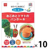 共立食品 おこめとトマトのパンケーキミックス 10袋 ホットケーキミックス
