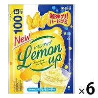 明治 レモンアップ 6袋