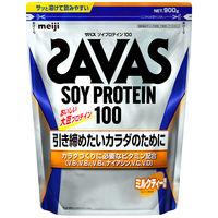ザバス(SAVAS) ソイプロテイン100 ミルクティー風味 45食分 明治 プロテイン