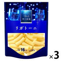 日清フーズ 青の洞窟 リガトーニ(80g) ×3個