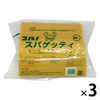 コルノマカロニ スパゲッティ ゴールド 1.7mm 4Kg 3袋