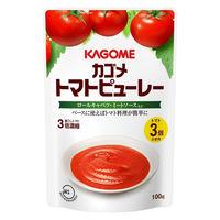 カゴメ トマトピューレー 100g 1個