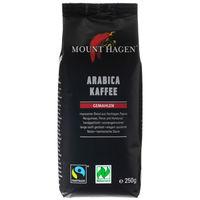 【コーヒー粉】MIE PROJECT マウントハーゲン オーガニック フェアトレード ロースト&グラウンド コーヒー 1袋(250g)