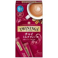 片岡物産 トワイニング インスタント チャイミルクティー 1箱(5本入)