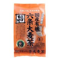 金沢大地 国産有機六条大麦茶ティーバッグ 1個(16バッグ入)