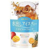 【水出し可】日東紅茶 水出しアイスティートロピカル 1袋(12バッグ入)