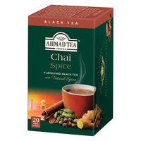 AHMAD TEA(アーマッドティー)チャイスパイス ティーバッグ 1箱(20バッグ入)
