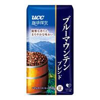 【コーヒー豆】UCC上島珈琲 香り炒り豆ブルーマウンテンブレンド 1袋(160g)