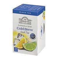 アーマッド AHMAD TEA(アーマッドティー) コールドブリュー ティーバッグ レモンライム 1箱(20バッグ入)