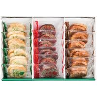 【ギフト包装】 四季舎の森フルールブラン 北海道ラスク3種詰合せ(36枚入) 1個(直送品)