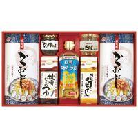 【ギフト包装】 マルトモ かつお節・調味料ギフト CR-40R 1個(直送品)