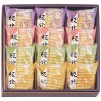 【ギフト包装】 河内駿河屋 姫鏡 焼菓子詰合せ KI-15 1個(直送品)