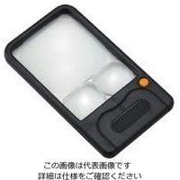 新潟精機 LEDライトルーペ LL-357 1個(直送品)