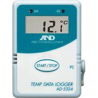 温度データロガー 一般(ISO)校正付 AD5324-00A00≪増設用 メモリー数:4000≫ 1台 エー・アンド・デイ(直送品)