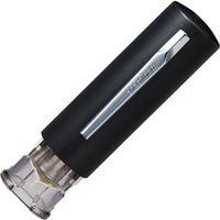 シヤチハタ キャップレス6 メールオーダー式 ブラック XL-U6N-6/MO 1個(取寄品)
