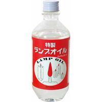 飯塚カンパニー LINDEN(リンデン) 液体燃料 特製ランプオイル レギュラー 450mlプラボトル NL8100 NL81000000(直送品)