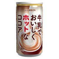 牛乳でおいしくホットなココア 缶190g