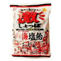 桃太郎製菓 1kg 激しょっぱ生梅塩飴 1袋 塩飴