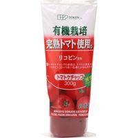 創健社 有機栽培完熟トマト使用 トマトケチャップ 300g 110506 1セット(300g×20)(直送品)