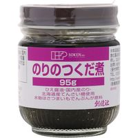創健社 のりのつくだ煮 95g 120124 1セット(95g×10)(直送品)