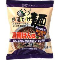 創健社 お湯かけ麺 鳥南ばん味そば 71g 148030 1セット(71g×20)(直送品)