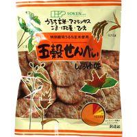 創健社 五穀せんべい しょうゆ味 90g 160435 1セット(90g×20)(直送品)