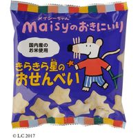 創健社 メイシーちゃん(TM)のおきにいり きらきら星のおせんべい 40g 161507 1セット(40g×10)(直送品)