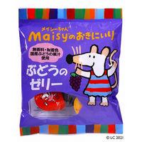創健社 メイシーちゃん(TM)のおきにいり ぶどうのゼリー 8個 161516 1セット(8個×12)(直送品)