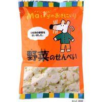 創健社 メイシーちゃん(TM)のおきにいり 野菜のせんべい 48g 161536 1セット(48g×12)(直送品)