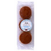 創健社 黒糖入りパンケーキ 2枚入×6個 161898 1セット(2枚入×6個×12)(直送品)