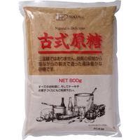 創健社 古式原糖 800g 60322 1セット(800g×12)(直送品)