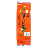 創健社 有機ほうじ茶 150g 80731 1セット(150g×15)(直送品)