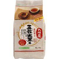 創健社 九州産古代米使用 五穀大黒茶 240g(15g×16袋) 80307 1セット(240g(15g×16袋)×20)(直送品)