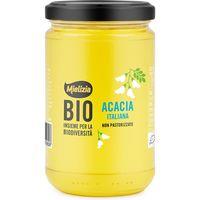 日仏貿易 【ミエリツィア】アカシアの有機ハチミツ 400g【オーガニック】 C8-31 6個(直送品)