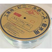中部ビニール工業 透明ビニールホース 12×15 50m S-12-15-50 1本(直送品)