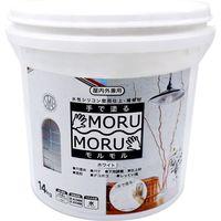 ニッペホームプロダクツ STYLE MORUMORU 14kg ホワイト HUM501 1個(直送品)