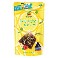 伊藤園 TEAs'TEA レモンティー&ハーブ(エコティーバッグ)1袋(12バッグ入)