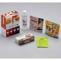 ミドリ安全 そのまま食べられる保存食セット1日分 ST1ー03 4082100183 1式(直送品)