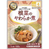 アルファフーズ UAA 美味しいやわらか食 根菜の柔らか煮 50袋/箱 4082121235 1箱(50袋)(直送品)