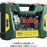 BOSCH(ボッシュ) ボッシュ アクセサリーセット83本 V83 1組(83本) 118-7984(直送品)