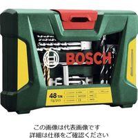 BOSCH(ボッシュ) ボッシュ アクセサリーセット48本 V48 1組(48本) 118-8022(直送品)